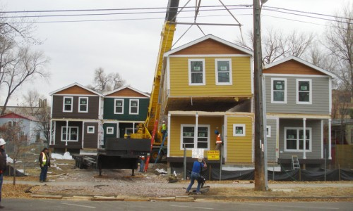 Pax Duplexes and Single Family Homes