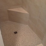 Custom Shower Corner Seatresize