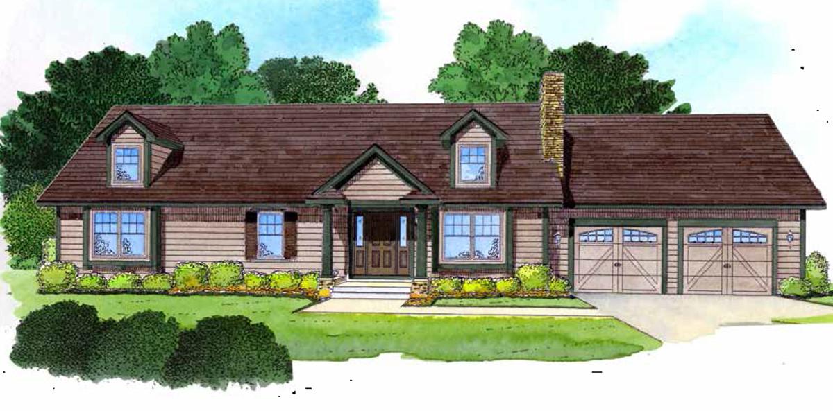 Hartford pic liscott custom homes ltd for Custom homes under 200k