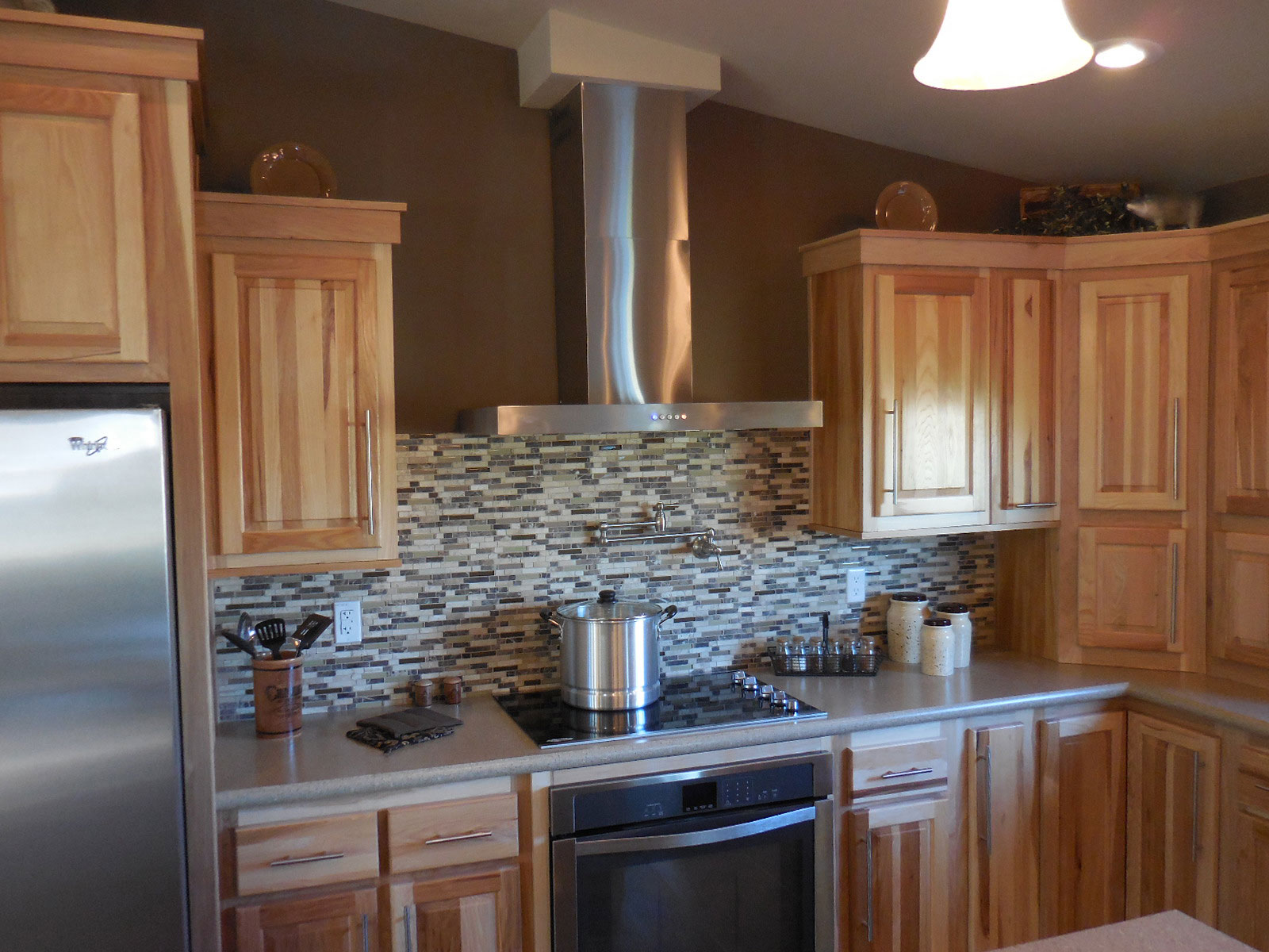 Liscott customizable options liscott custom homes ltd for Ultimate kitchens