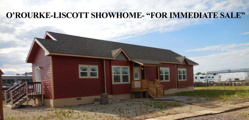 Show Home For Sale-front