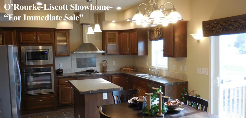 Show Home For Sale-Kitchen