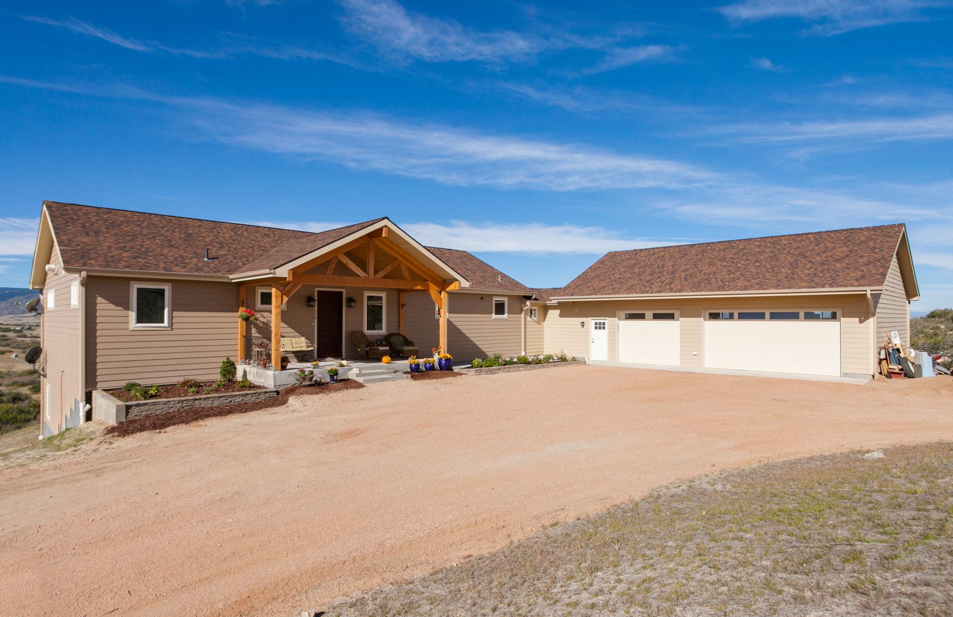 Ihli Home Castle Rock Co Liscott Custom Homes Ltd