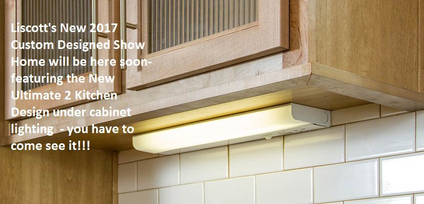 Liscott New 2017 Show Home- UK2 Kitchen Package-Under Cabinet Lighting